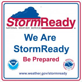 We Are StormReady