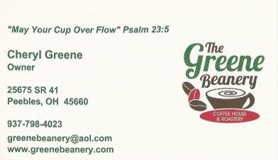 Greene Beanery