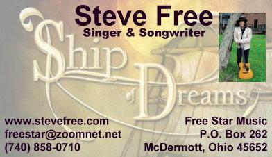 Steve Free/Singer & Songwriter