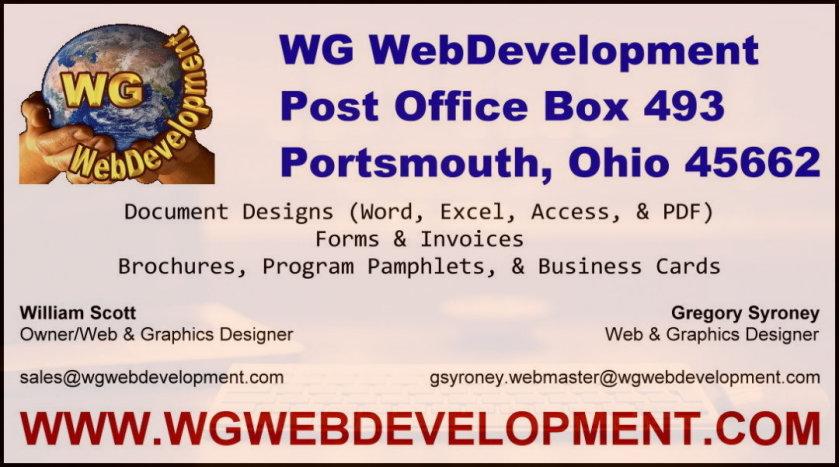 WG WebDevelopment